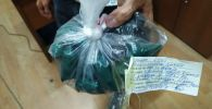 В Бишкеке изъят килограмм психотропного вещества