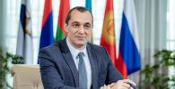 Министр ЕЭК по промышленности и агропромышленному комплексу Александр Субботин. Архивное фото