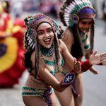 В Париже прошел очередной Тропический карнавал