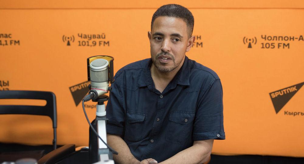 Директор филиала международного гуманитарного общества Human Appeal International Али Айоуб во время беседы на радио Sputnik