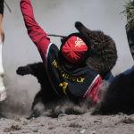 Алтайдын жаштар командасы жазында Алматыга келип Азия чемпионатына катышып кеткен.