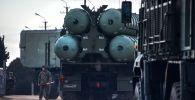 С-400 ракетасы. Архивдик сүрөт
