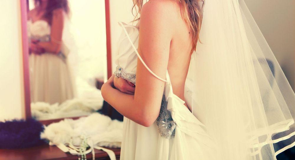 Невеста готовится к свадьбе. Архивное фото