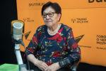 Жусуп Баласагын атындагы Кыргыз улуттук университетинин профессору Сайнаке Бообекова