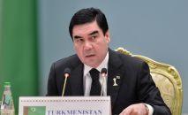 Президент ТуркменистанаГурбангулы Бердымухамедов. Архивное фото