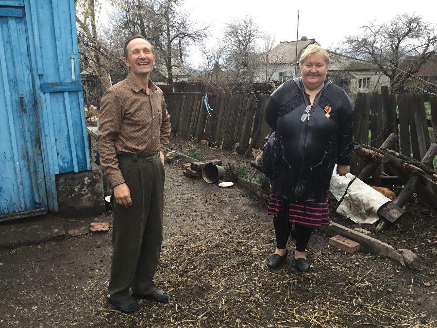 Супруги Алла и Владимир Белоусовы