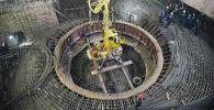Тажикстандагы Рогун гидроэлектр станциясы