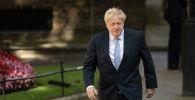 Архивное фото премьер-министра Бориса Джонсона