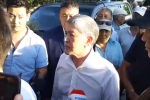 Мурдагы президент Алмазбек Атамбаев 24-июлда түштөн кийин Москвага учуп кеткен болчу.