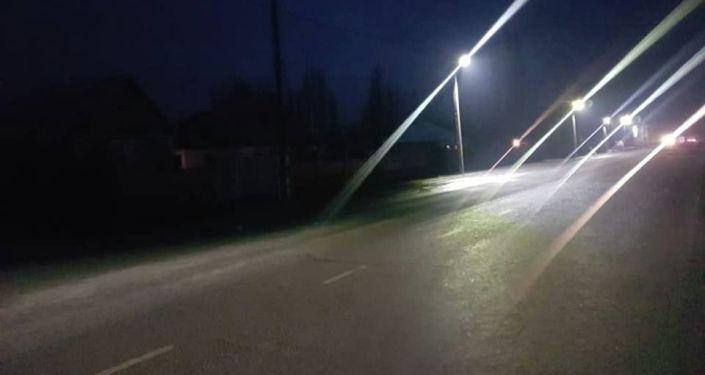 На территории Чуйской области в целях улучшения инфраструктуры и условий проезда для туристов, следующих на Иссык-Куль, заасфальтировали 17,55 километра дорог
