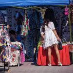 В центре Бишкека прошел ежегодный фестиваль традиционной культуры и ремесел Оймо. Он начался 25 июля и продлился три дня, а продолжится в Чолпон-Ате.
