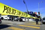 Полиция на США месте стрельбы. Архивное фото