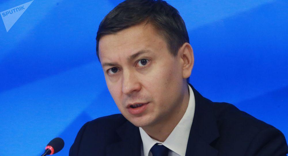 Директор Центра энергетики и безопасности Антон Хлопков. Архивное фото