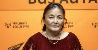 Оймо фестивалынын башкы директору, кол өнөрчүлүктү өнүктүрүү боюнча серепчи Динара Чочунбаева