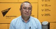 Экономика илимдеринин кандидаты Илимбек Абдиев
