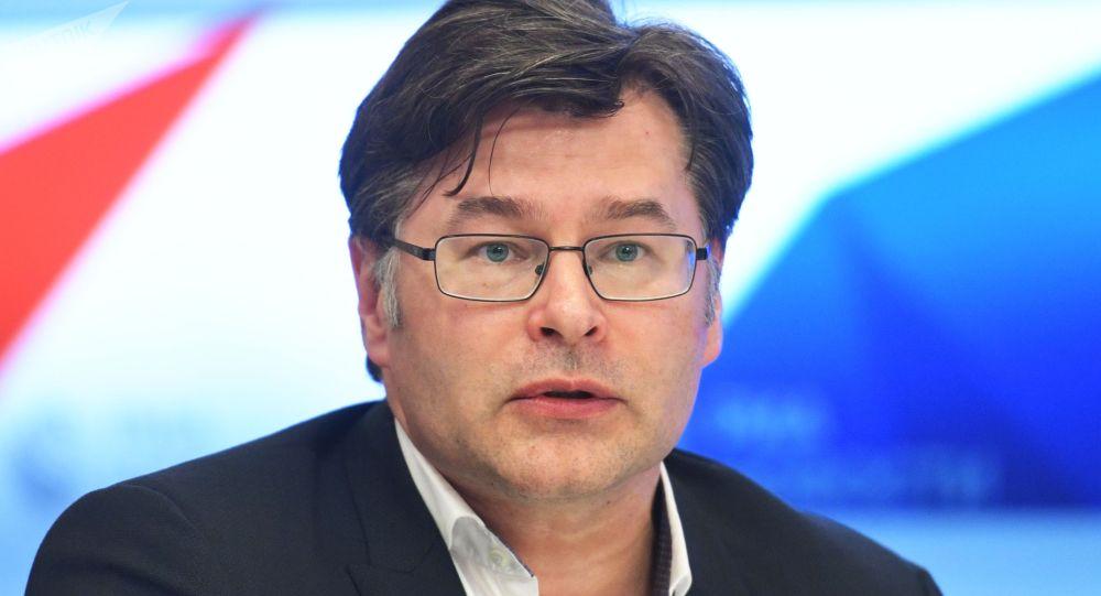 Генеральный директор Центра политической информации Алексей Мухин. Архивное фото