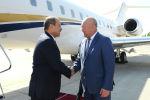 Өзбекстандын премьер-министри Абдулла Арипов иш сапары менен Кыргызстанга келди