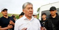 Экс-министр Алмазбек Атамбаев. Архивдик сүрөт