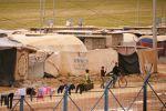 Жаш балдар Ирактагы качкындардын лагеринде. Архив