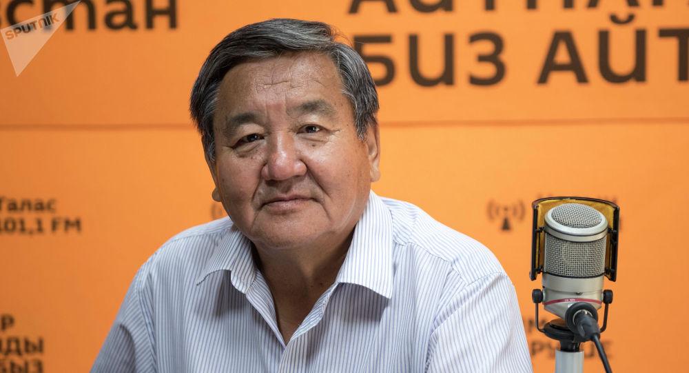 Кыргызстанды совет заманында чейрек кылым башкарган мамлекеттик ишмер Турдакун Усубалиев