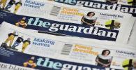 Guardian газетасы. Архивдик сүрөт