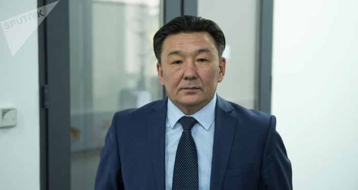 Замандаш ассоциациясынын Россиядагы өкүлү Руслан Эшимов