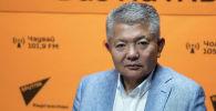 Посол Кыргызстана в России Аликбек Джекшенкулов. Архивное фото
