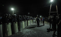 7 августа вечером в селе Кой-Таш спецназ ГКНБ. Архивное фото