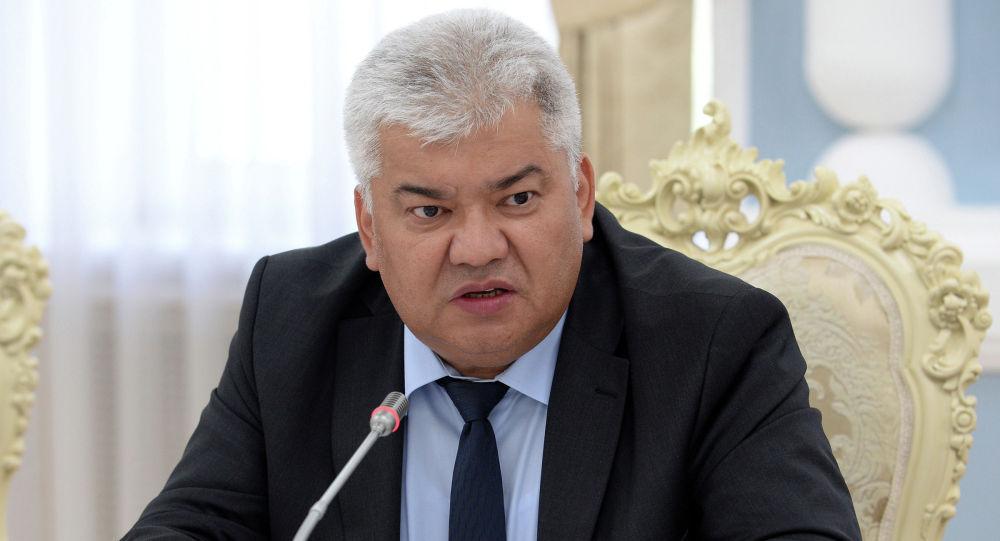 Председатель ГКНБ Орозбек Опумбаев провел заседание Совета безопасности КР. 8 августа, 2019 ujlf