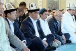 Президент Сооронбай Жээнбеков кыргызстандыктарды Курман айт майрамы менен куттуктады.