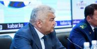 Председатель Государственного комитета национальной безопасности Орозбек Опумбаев. Архивное фото