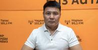Өнүгүү — Прогресс фракциясынын депутаты Тазабек Икрамов