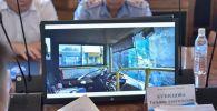Бишкек мэриясынын отуруму. Архивдик сүрөт