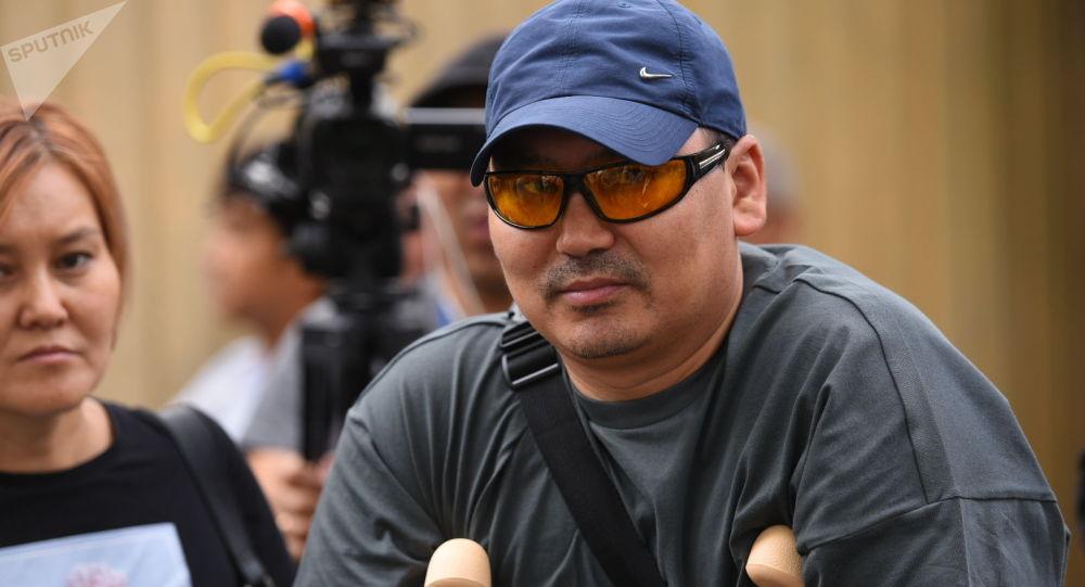 Сеид Атамбаев. Архивдик сүрөт
