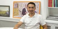 Кыргызстандагы IT-компанияларынын биринин башкы директору Семетей Турусбеков
