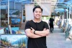 Бишкек 140 долбоорунун автору жана режиссёру Эрик Абдыкалыков