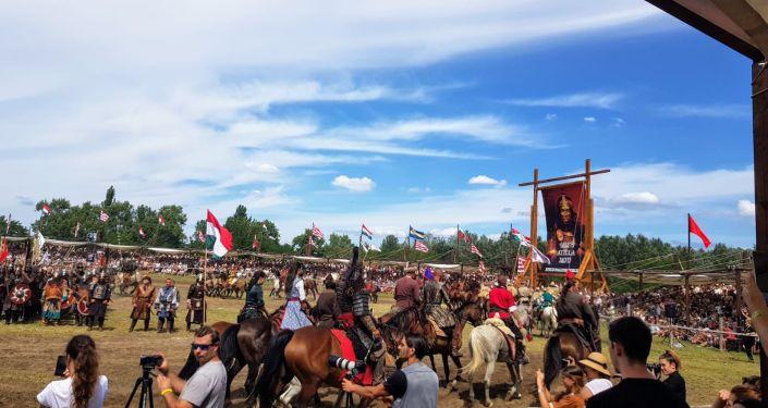 Представители из Кыргызстана приняли участие в международном культурном мероприятии по сохранению традиций День предков в Венгрии