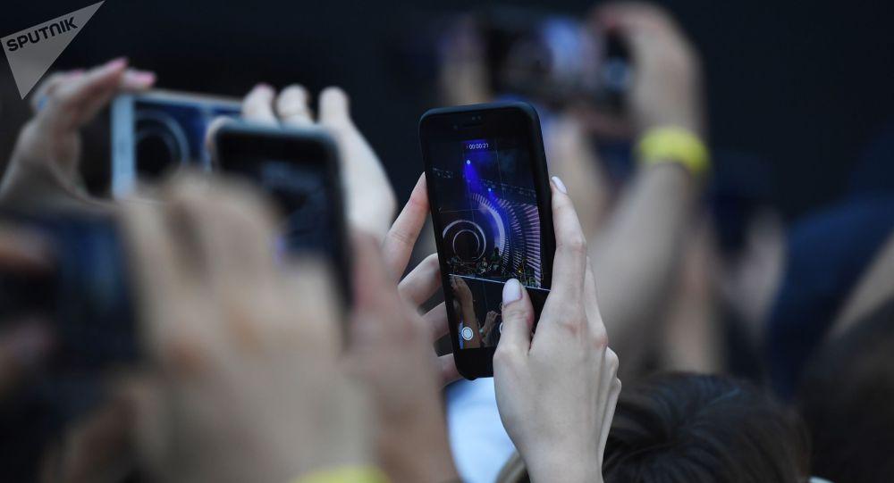 Смартфоны. Архивное фото
