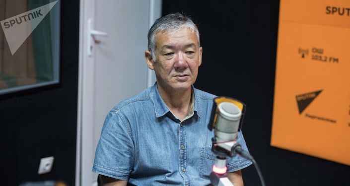 Залалдуу шишик оорусунан айыккан Мурат Мусабаев