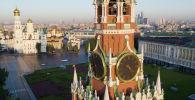 Спасская башня Кремля. Архивное фото