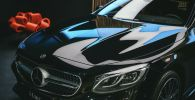 Mercedes-Benz S-класс унаасы. Архив
