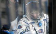 Астронавт НАСА Энн МакКлейн. Архивное фото