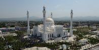 Открытие мечети Гордость мусульман имени пророка Муххаммеда в Шали.