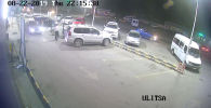 Авария произошла в селе Кок-Жар 22 августа, сын Садыра Жапарова врезался на мотоцикле в автомобиль, который совершал разворот.
