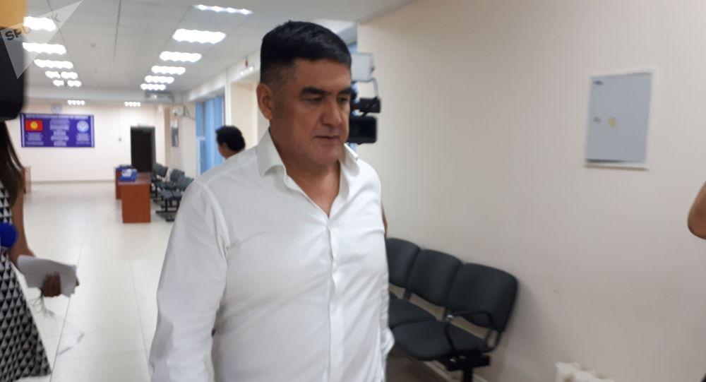 Бывший заместитель министра внутренних дел Курсан Асанов заключен под домашний арест. Такое решение вынес Первомайский райсуд