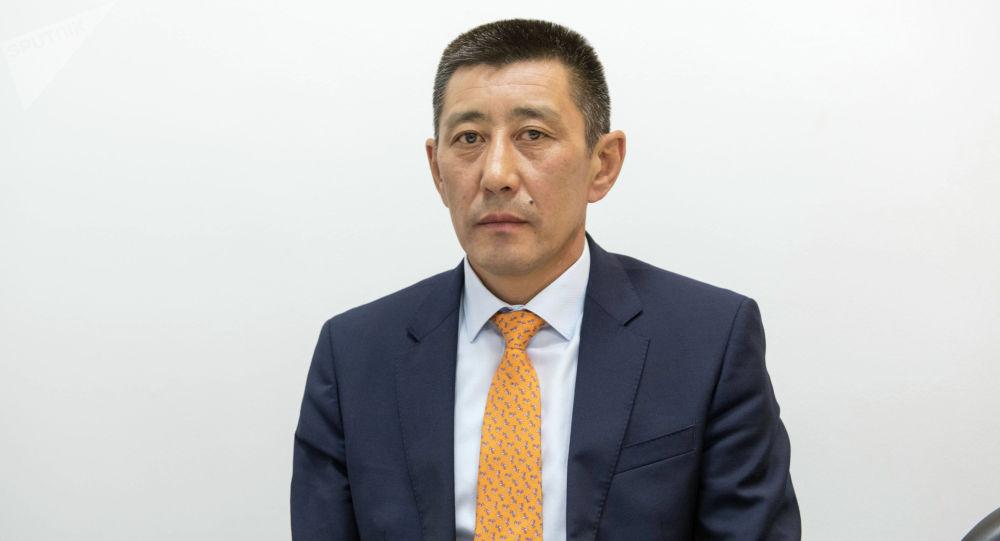 Жаштар иши, дене тарбия жана спорт агенттигинин директорунун орун басары Канатбек Арпачиев