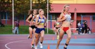 Бегунья из Кыргызстана Дарья Маслова завоевала золотую медаль Открытого чемпионата Беларуси по легкой атлетике