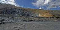 Добыча золота на месторождении Кумтор в Иссык-Кульской области Кыргызской Республики. Архивное фото