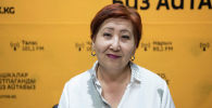 Первая женщина-проктолог в Кыргызстане Гульмира Асанбекова