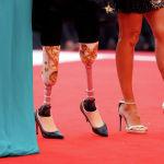 В Венеции стартовал 76-й международный кинофестиваль. На фото: Гости прибывшие на показ фильма японского режиссера Хирокадзу Корээда Истина (La Verite) с Катрин Денев в главной роли.